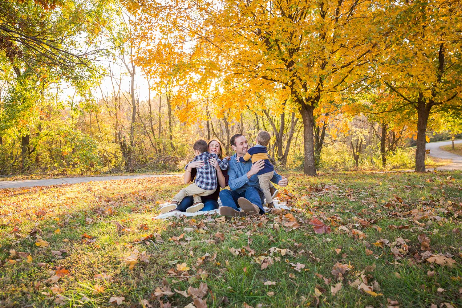 family photography, leavenworth, kansas